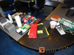 Small office table equipment