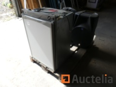 Speakers 3-Way OPERA 512 DX, refrigerator ELECTROLUX 12V-230V