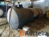 Tank Fuel Oil 5000 L with electric pump, pistol, large pipe