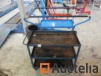 Tool trolley, foldable shelf with BERNER tools