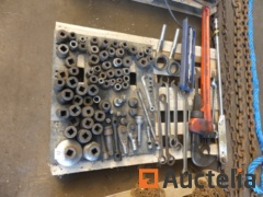 Torque wrench, wrench Britool HVT 5000