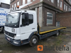 Tow Truck Mercedes Atego (2007-184 870 km)