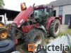 Tractor and flail mower