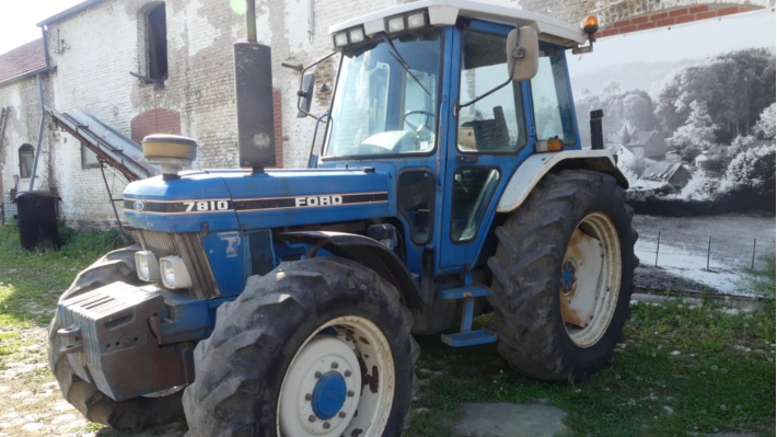 Tractors, Conveyor belts, agricultural machinery
