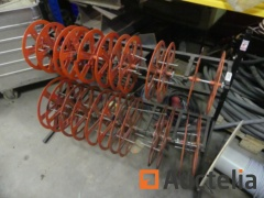Unwinders for electrical Cables