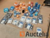 Varia of oil filters and air filter recent PURFLUX/MAHLE/REQUAL