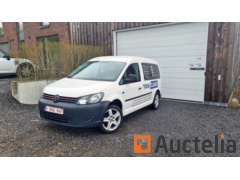 VOLKSWAGEN CADDY MAXI / Utility - Double cab. / Limited edition