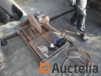 Water saw on table for stones and slabs Carat