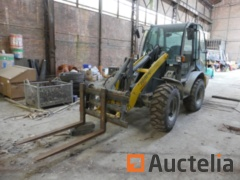 Wheel loader Kramer Allrad 346