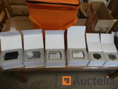 4 Tracker GPS pour véhicule GPS TRACKING DEVICE T355G-A, T355, T1, MVT340