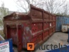 Container 25 m ² open